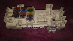 Блок предохранителей салона. Toyota Corona, ST191, ST190, CT190, CT195, ST195, AT190 Toyota Caldina, CT198, CT196, CT190, ET196, ST190, ST191, ST195 T...