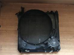 Радиатор охлаждения двигателя. Toyota Hiace Regius, RCH47W, RCH41W Toyota Touring Hiace, RCH41W, RCH47W Двигатель 3RZFE