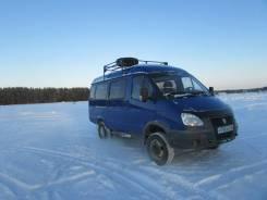 ГАЗ Газель Микроавтобус. Продается микроавтобус Газель, 2 000 куб. см., 8 мест
