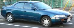 "Дефлекторы окон Toyota Sprinter Marino (AE100) 1992-1999 Corolla Ceres (AE100) 1992-1999 деф.окон ""CT"""