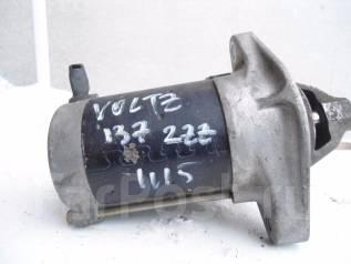 Стартер. Toyota Corolla, ZZE130, ZZE131, ZZE132, ZZE122, ZZE133, ZZE134 Toyota Voltz, ZZE138, ZZE137, ZZE136 Toyota Celica, ZZT231, ZZT230 Toyota Matr...