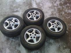 Toyota. 6.0x14, 5x114.30, ET45, ЦО 58,0мм.