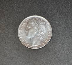 Монета Италия