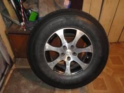 Bridgestone B381. Всесезонные, 2006 год, износ: 60%, 4 шт