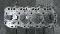 Головка блока цилиндров. Nissan Cabstar Nissan King Cab Nissan Urvan Двигатель TD25