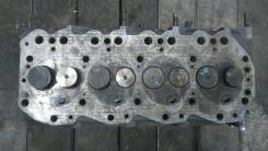 Головка блока цилиндров. Nissan Atlas, N6F23, N4F23, N2F23 Nissan Cabstar Nissan King Cab Nissan Urvan Двигатель TD25