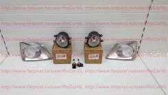 Ободок противотуманной фары. Toyota Premio, NZT260, ZRT260, ZRT265, ZRT261