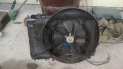 Радиатор охлаждения двигателя. Nissan Silvia, S15 Двигатель SR20DE