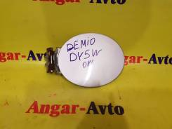 Лючок топливного бака. Mazda Demio, DY5W Двигатель ZYVE