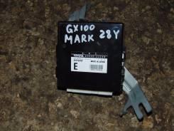 Блок abs. Toyota Cresta, GX100 Toyota Mark II, GX100 Toyota Chaser, GX100 Двигатель 1GFE