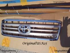 Решетка радиатора. Toyota Land Cruiser, FZJ100, FZJ105, HDJ100, HDJ100L, HDJ101, HDJ101K, HZJ105, HZJ105L, J100, UZJ100, UZJ100L, UZJ100W Двигатели: 1...