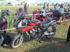 Yamaha FZS 600. 600 куб. см., исправен, птс, без пробега
