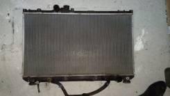 Радиатор охлаждения двигателя. Toyota Verossa, JZX110 Toyota Mark II Wagon Blit, JZX110 Toyota Mark II, JZX110 Двигатель 1JZGTE