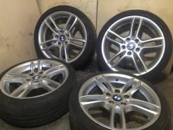 Оригинальный комплект разношироких колёс BMW e87. 7.5x18 5x120.60 ET49 ЦО 72,6мм.