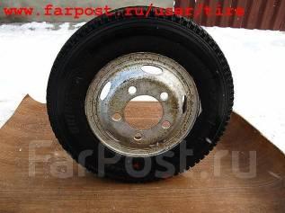 Запасное колесо 6.50R16LT8PR Elf, Condor, Canter Bridgestone Blizzak. x16