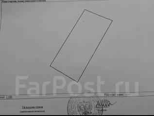 Продам участок в Михайловке. 1 500 кв.м., собственность, от агентства недвижимости (посредник). Схема участка