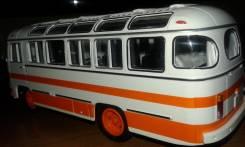 Модель паз 672М оранжевый
