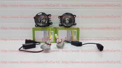 Туманки Valeo на Suzuki, с Led лампами. Suzuki: Escudo, Jimny, Swift, Kei, SX4