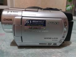 Sony DCR-DVD508E. 6 - 6.9 Мп, с объективом