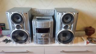 Продам аудио систему panosonic срочно недорого.