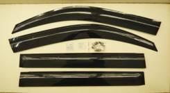 Ветровики (дефлекторы боковых окон) Lexus LX570