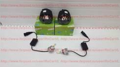 Туманки на Nissan Juke (Жук) Valeo с Led лампами. Nissan Juke, F15, NF15, YF15