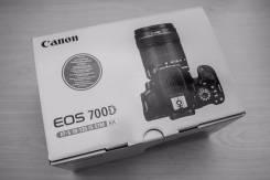 Canon EOS 700D Kit. 15 - 19.9 Мп, зум: 10х