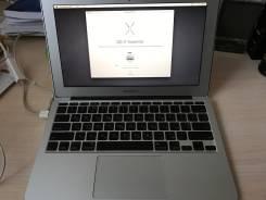 "Apple MacBook Air 11. 11"", 1,6ГГц, ОЗУ 2048 Мб, диск 64 Гб, WiFi, Bluetooth, аккумулятор на 8 ч."