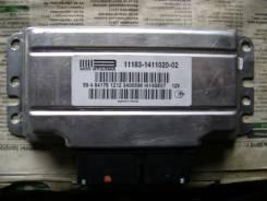 Блок управления двс. Лада 2114, 2114