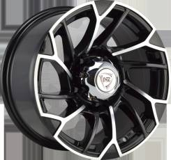 NZ Wheels. 7.0x15, 6x139.70, ET-13, ЦО 108,1 мм.