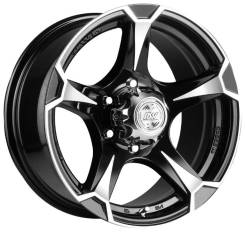 NZ Wheels. 8.0x16, 6x139.70, ET0, ЦО 108,1 мм.