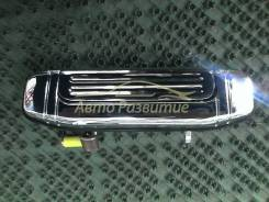 Ручка двери внешняя. Mitsubishi Pajero, V44WG, V43W, V44W, V34V, V45W, V46W, V46V, V46WG