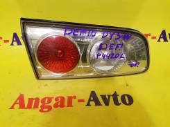 Вставка багажника. Mazda Demio, DY5R, DY5W, DY3W, DY3R Двигатель ZYVE