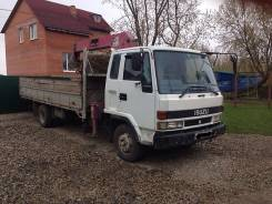 Tadano TL-300. Продам Манипулятор Isuzu Forward, 7 127 куб. см., 3 000 кг., 8 м.