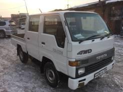 Toyota Hiace. Продаётся грузовик Toyta Hiace, 2 400 куб. см., 1 500 кг.