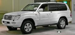 Toyota Land Cruiser. Продам ПТС на Toyota LAND Cruiser 100; 2002г