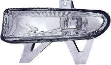 Фара противотуманная. Peugeot 406