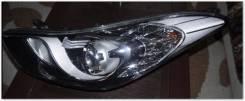 Фара левая Hyundai Avante-2011 ксенон