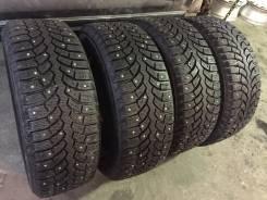 Bridgestone Blizzak Spike-01. Зимние, шипованные, 2014 год, износ: 5%, 4 шт