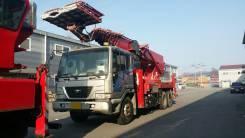 Horyong. Продаётся автовышка (установка) 580, 58 м. Под заказ
