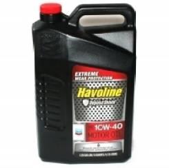 Chevron. Вязкость 10W-40, полусинтетическое