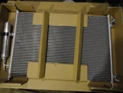 Радиатор кондиционера. Nissan X-Trail, NT31 Двигатель MR20DE