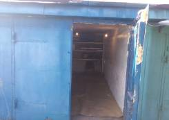 Гаражи кооперативные. улица Юности 17 стр. 7, р-н Железнодорожный, 24 кв.м., электричество, подвал.