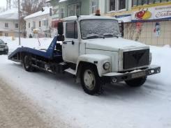 Продам Эвакуатор ГАЗ 3309. 3 907 куб. см.