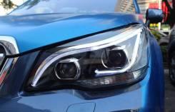 Фары (Тюнинг Комплект) Subaru Forester (SJ) 2013-2017.