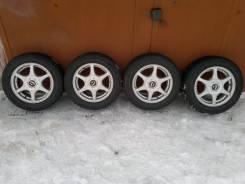 Комплект колес. 6.0x14 4x100.00, 4x114.30 ET40 ЦО 65,0мм.