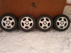 Комплект оригинальных колес мерседес. 7.5x16 5x112.00 ET41