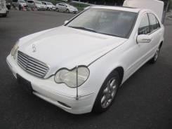 Стекло боковое. Mercedes-Benz C-Class, W203