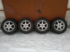 Комплект зимних колес. 7.0x16 5x100.00, 5x114.30 ET35 ЦО 73,0мм.