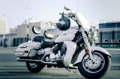 Yamaha Royal Star Tour Deluxe. 1 300 куб. см., исправен, птс, с пробегом